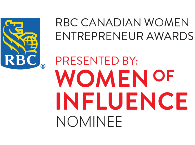Aspire Esthetices Nominated for Women of Influence Award